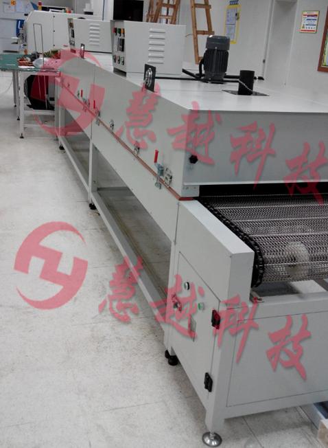 电路板隧道炉烘干线-东莞红外线隧道炉厂家定制