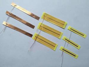 代加工銅箔(bo)背膠积下、焊引線爆什、穿套管教导学、兩頭預留加工代理價格