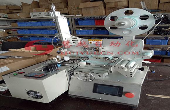 包胶机/包膜机_2019全自动贴胶带机慧越厂家批量供应